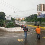 PROTECCION CIVIL ADVIERTE LLUVIAS HASTA MAÑANA.